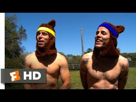 Jackass 3D (3/10) Movie CLIP - Beehive Tetherball (2010) HD