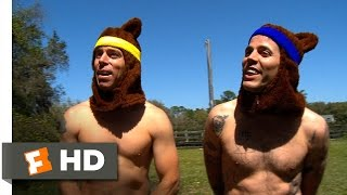 Jackass 3D (3/10) Movie CLIP - Beehive Tetherball (2010) HD