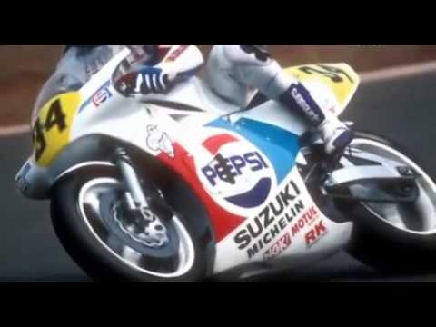 История создания мотоциклов Suzuki