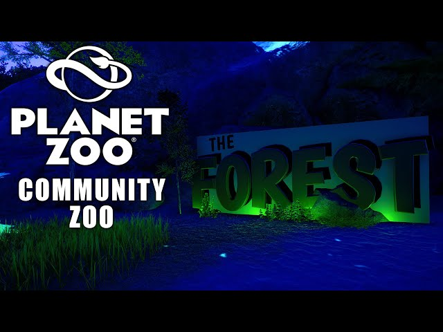The Forest & Into the Jungle 🌿 Community Zoo 🐼 Planet Zoo [Deutsch]