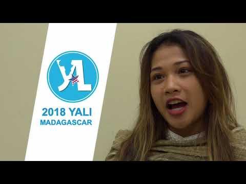 2018 YALI Madagascar - Jenny Rasija