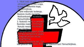 Tsitsi hedzi dzamira dzoga HYMN 54