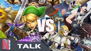 Hyrule Warriors vs Fire Emblem Warriors | Which is the Better Musou Game? – NintenCity Talk