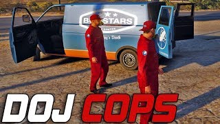 Dept. of Justice cops #365 - Bugstars  Exterminators (Civilian)