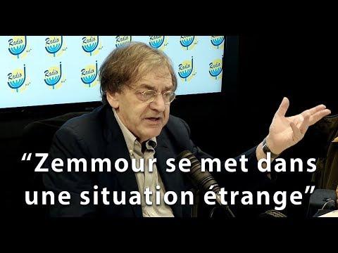 Alain Finkielkraut se confie #03 ON REFAIT LA SEMAINE