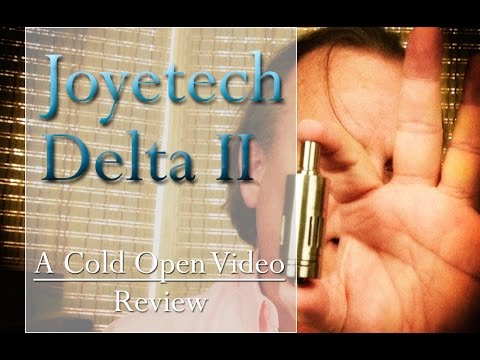 Delta II by Joyetech A Christmas Review!