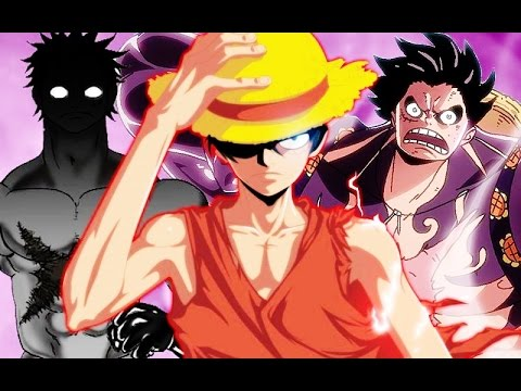 One piece luffy all forms youtube - One piece equipage luffy ...
