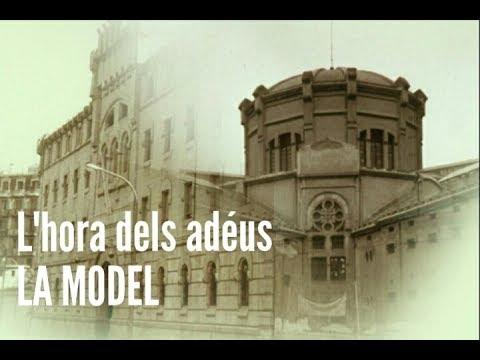 La Model de Barcelona , l'hora dels adéus