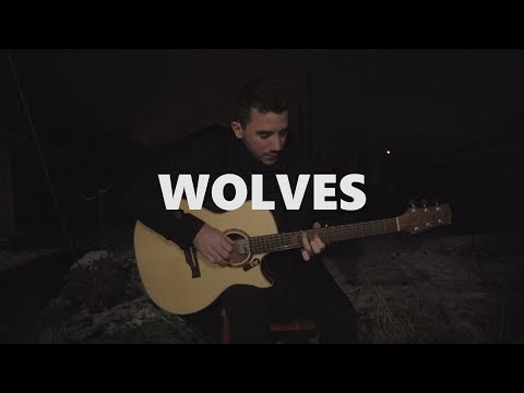 Cover Lagu Wolves - Selena Gomez, Marshmello - Fingerstyle Guitar Cover STAFABAND