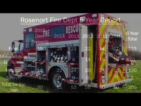 Rosenort Fire Department Video