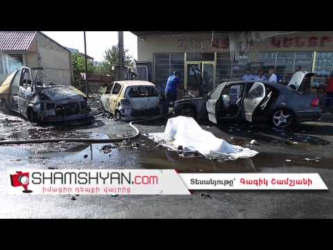 Դաժան ու ողբերգական ավտովթար Երասխի «կալցեվոյում». պարսիկ վարորդը մեքենաների ջարդ է արել
