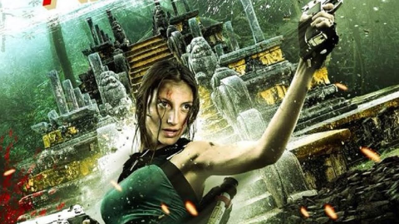 Download Tomb Invader 2018 Full Movie (Tomb Raider Copycat)