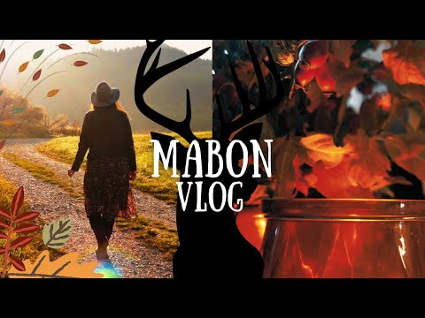 How to celebrate Mabon | Ideas & Rituals for the Autumn Equinox