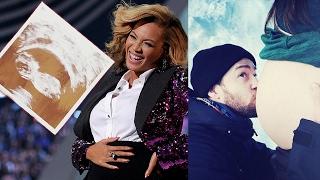 11 EPIC Celeb Pregnancy Announcements