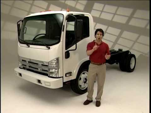 Isuzu N/W Series Truck Training Introduction 1 Of 8