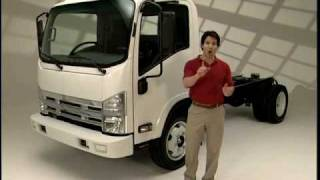 Isuzu N W Series Truck Training Introduction 1 of 8