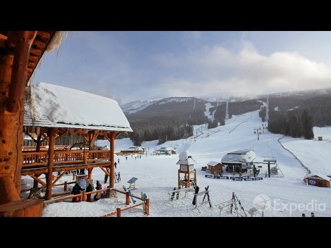 Lake Louise Ski Area and Mountain Resort Vacation Travel Guide | Expedia