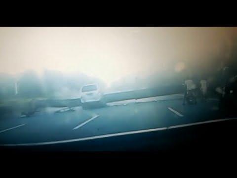 Crane Rollover Accident Kills Seven in South China