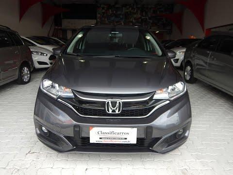Honda Fit 1.5 LX 16V (Flex) Automático 2018