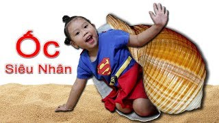 Ốc Siêu Nhân - Superman Snails 💛 Susi kids TV 💛
