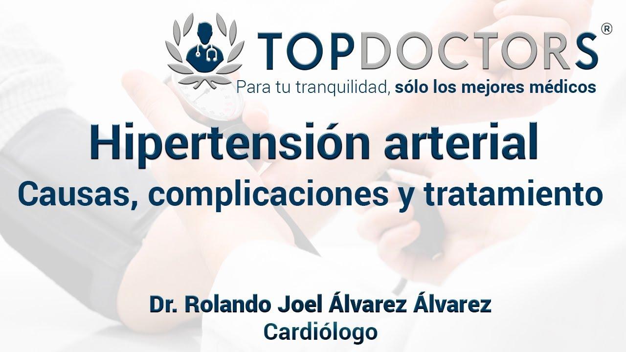 Hipertensión arterial: causas, complicaciones y..