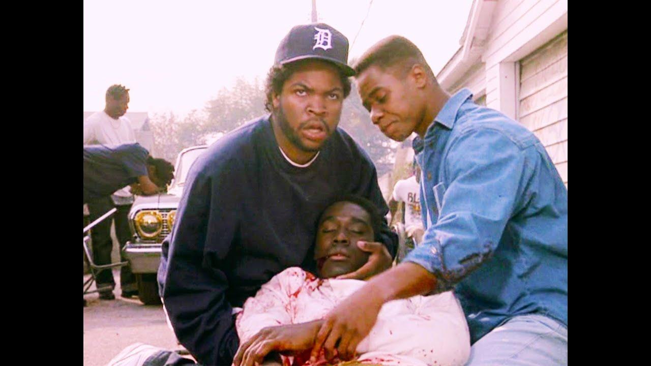 boyz in the hood ricky death