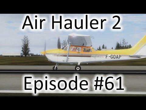 FSX | Air Hauler 2 Ep. #61 - Huntington to Celina | C-172