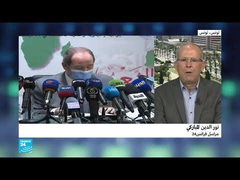 وزير الخارجية الجزائري في زيارة رسمية لتونس