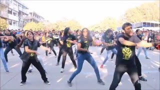 flash mob sector 17 chandigarh by step2step dance studio mohali