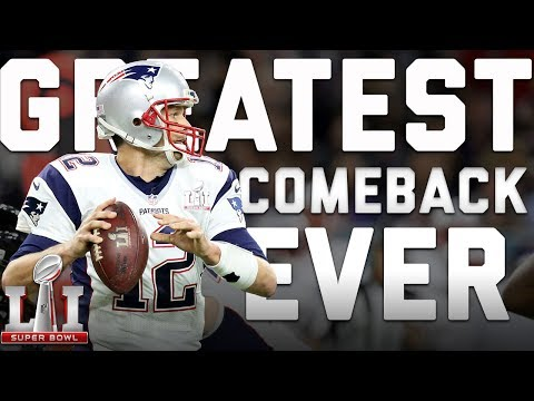 The Greatest Comeback in Football History | NFL NOW