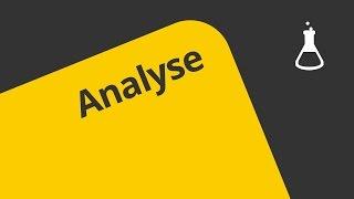 Wie man mit dem Polarimeter eine Analyse durchführt | Chemie | Analytische Chemie