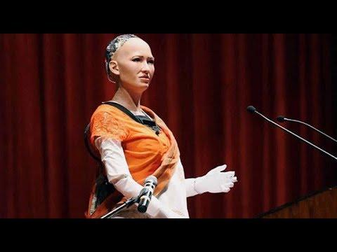 Robot Sophia এর গোপন কৌশল ফাঁস! Robot Sophia's secret strategy leaked! Mysterious Info...