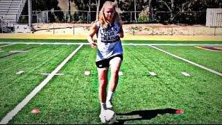 Beast Mode Soccer Phase 4 Footwork Program   2014