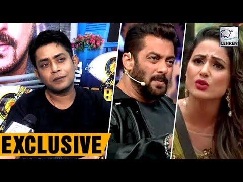 Sabyasachi Explains Why Salman Lashed Out At Hina Khan | Exclusive Interview