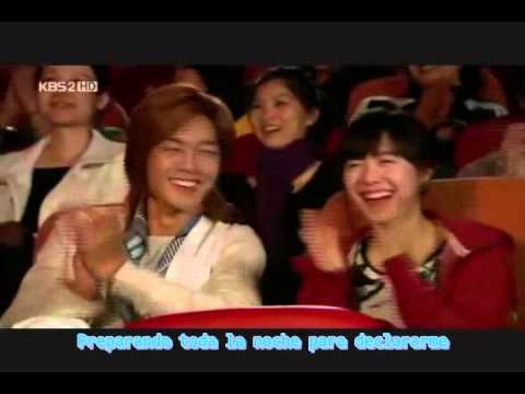 Boys Over Flowers Love Is Fire
