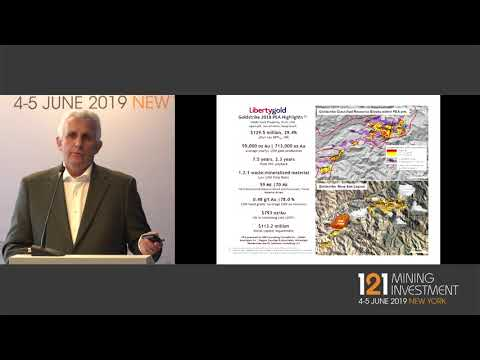 Presentation: Liberty Gold - 121 Mining Investment New York 2019 Spring