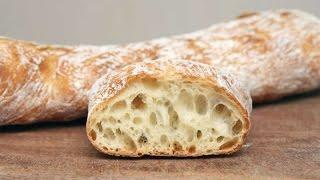 Стирато-итальянский хлебушек