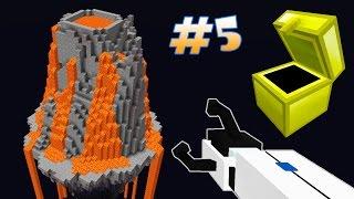 Вулканический Остров с Сокровищами!- PORTAL #5