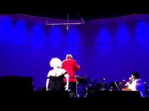 "Rebel Wilson ""Poor Unfortunate Souls"" Little Mermaid Live at Hollywood Bowl 6/4/16"