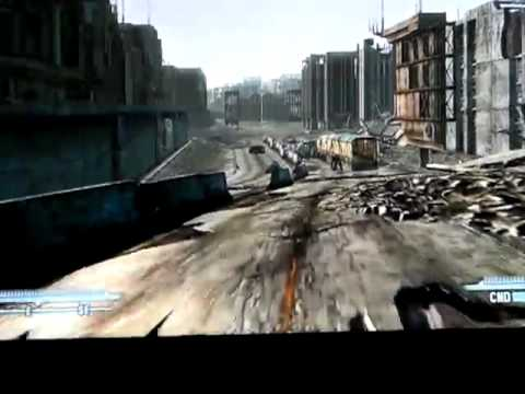 FALLOUT 3 - HOW TO GET TO NATIONAL GUARD DEPOT