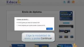 videotutorial solicitud de diplomas