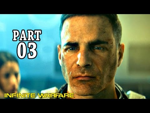 Let's Play Call of Duty Infinite Warfare Singleplayer Gameplay German Deutsch #3 - Der neue Captain