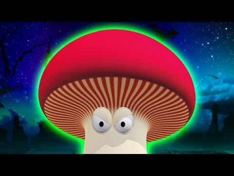 Газун: Сумасшедший гриб | Смешные мультфильмы для детей от ТоБо Кидс ТВ