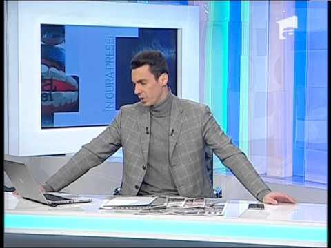 Mircea Badea: Traian Băsescu își încheie mandatul așa cum l-a început  la o cârciumă!