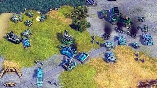 Battle Worlds: Kronos - Test / Review (Gameplay) zur Battle-Isle-Hommage