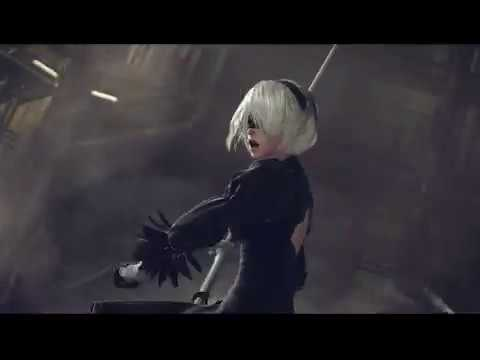 NIER AUTOMATA DAY ONE (Tutor Instal dan Review exodiagaming.net)
