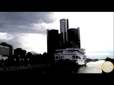 The Beauty of Downtown Detroit Michigan (Part 1)