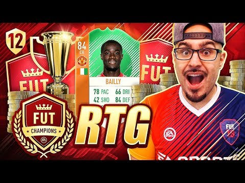 THIS TEAM IS UNREAL! 17-0 FUT CHAMPIONS! FIFA 18 Road To Fut Champions! Ultimate Team #12 RTG
