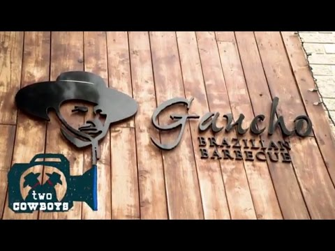 Traveling Cowboys: Gaucho Brazilian BBQ Serves Lamb For Canmore Uncorked 2017