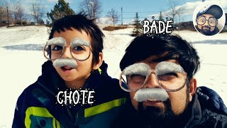 Chote Aur Bade ki masti | Funny Video | Comedy Video | Viral